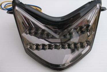 KAWASAKI ZX6R 05-06 LED TAILLIGHT