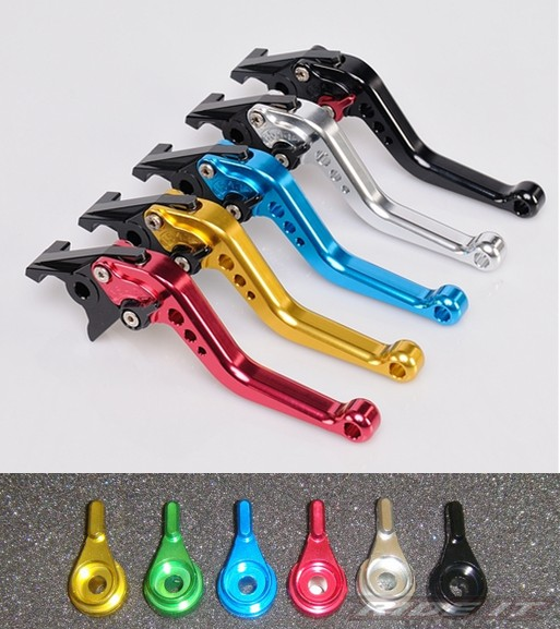 Adjustable Custom Brake & Clutch Levers